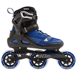 Rollerblade Inlineskates blauw-zwart